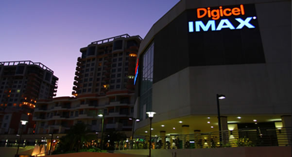 44539373dc4 Digicel IMAX Theatre is located at One Woodbrook Place and is the first IMAX  cinema in the Caribbean.
